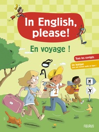 Juliette Saumande - In English please ! - En voyage !.