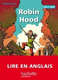 Juliette Saumande et Claire Béniméli - Reading Time - Robin Hood.