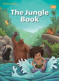 Juliette Saumande - The Jungle Book - CE2.