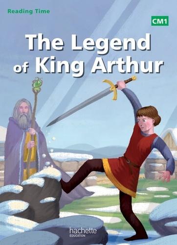 Juliette Saumande - The Legend of King Arthur - CM1.
