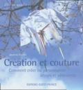 Juliette Vicart - Création et couture - Comment créer ou personnaliser décors et vêtements.