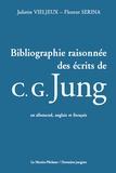 Juliette Vieljeux et Florent Serina - Bibliographie raisonnée des écrits de C. G. Jung - En allemand, anglais, français.