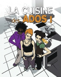 Juliette Warlop - La cuisine des ados.