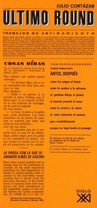 Julio Cortázar - Ultimo Round - Pack en 2 volumes.