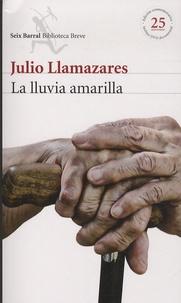 Julio Llamazares - La lluvia amarilla. 1 CD audio