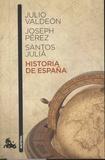 Julio Valdeon et Joseph Pérez - Historia de Espana.