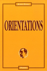 Julius Evola - Orientations.