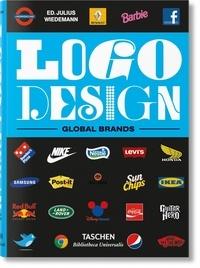 Julius Wiedemann - Logo Design - Global brands.