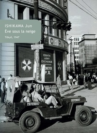 Jun Ishikawa - Eve sous la neige.