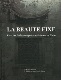 Jun Mei - La beauté fixe - L'art des fenêtres en pierre de Sanmen en Chine.