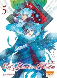 Jun Mochizuki - Les mémoires de Vanitas Tome 5 : .