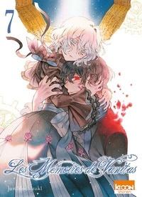 Jun Mochizuki - Les mémoires de Vanitas Tome 7 : .