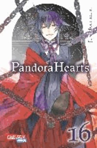 Jun Mochizuki - Pandora Hearts 16.