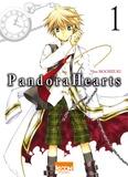 Jun Mochizuki - Pandora Hearts Tome 1 : .