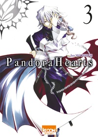 Jun Mochizuki - Pandora Hearts Tome 3 : .