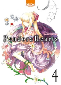 Jun Mochizuki - Pandora Hearts Tome 4 : .