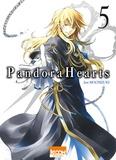 Jun Mochizuki - Pandora Hearts Tome 5 : .
