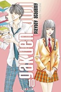 Jun Yuzuki - Gakuen Ouji - Playboy Academy T10.