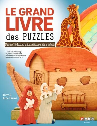 Le grand livre des puzzles. Plus de 75 dessins prêts à découper à la scie chantourner
