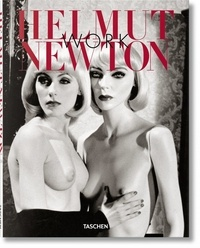 June Newton et Françoise Marquet - Helmut Newton Work.