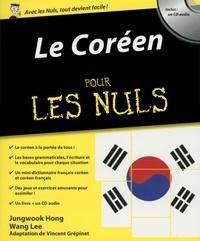 Le coréen pour les nuls - Jungwook Hong, Wang Lee - Format ePub - 9782754055482 - 15,99 €