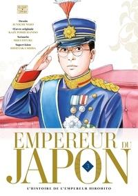 Junichi Nojo et Kazutoshi Hando - Empereur du Japon - L'histoire de l'empereur Hirohito Tome 3 : .
