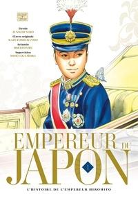 Junichi Nojo et Kazutoshi Hando - Empereur du Japon Tome 1 : L'histoire de l'empereur Hirohito.