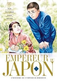 Junichi Nojo et Kazutoshi Hando - Empereur du Japon Tome 2 : L'histoire de l'empereur Hirohito.