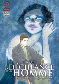 Junji Ito et Osamu Dazai - La déchéance d'un homme Tome 2 : .
