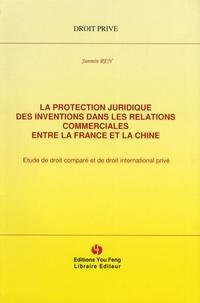 Goodtastepolice.fr La protection juridique des inventions dans les relations commerciales entre la France et la Chine - Etude de droit comparé et de droit international privé Image