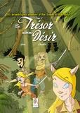 Juno - Les rocambolesques aventures de Don Quenotte et Pedro Salsa Tome 2 : Un trésor nommé Désir.