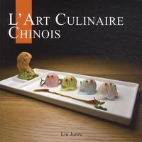 Junru Liu - L'art culinaire chinois.
