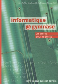 Jürg Kohlas - Informatique@gymnase.
