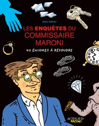 Jürg Obrist - Les enquêtes du commissaire Maroni.