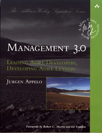 Jurgen Appelo - Management 3.0 - Leading Agile Developers, Developing Agile Leaders.