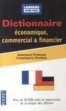 Jürgen Boelcke - Dictionnaire de l'allemand économique commercial et financier - Allemand-français/français-allemand.
