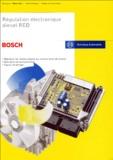 Jürgen Crepin et Horst Bauer - Régulation électronique diesel RED.
