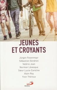 Jürgen Fesenmayr et Norman Lévesque - Jeunes et croyants.