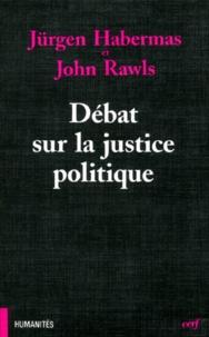 Jürgen Habermas et John Rawls - Débat sur la justice politique.