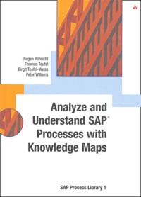 Jürgen Röhricht et Thomas Teufel - Analyze and Understand SAP Processes with Knowledge Maps.