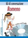 Jürgen Salzer et Jean-Jacques Brunner - Romeno - Kit di conversazione. 1 CD audio