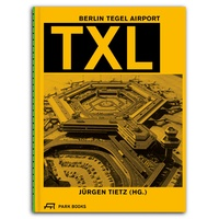 Jurgen Tietz - TXL - Berlin tegel airport.