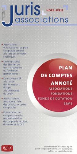 François Jégard - Plan de comptes annoté.