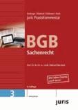 juris Praxiskommentar BGB Gesamtausgabe 03. Sachenrecht.