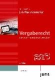 juris PraxisKommentar Vergaberecht - GWB   VgV   SektVO   VOB/A   VOL/A   VOF.