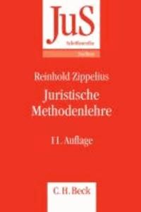 Juristische Methodenlehre.