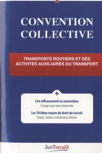 JuriTravail - Transports routiers et des activités auxiliaires du transport.