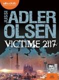 Jussi Adler-Olsen - Les Enquêtes du Département V Tome 8 : Victime 2117. 2 CD audio