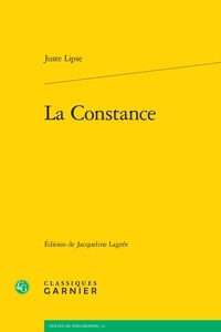 Juste Lipse - La Constance.