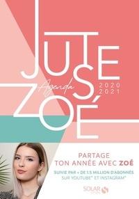 Juste Zoé - Agenda Juste Zoé.